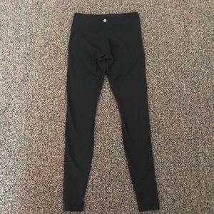 lululemon athletica Pants - Lululemon leggings black